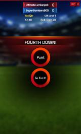 Tap Sports Football Android Punt or go for it