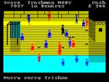 Travel with Trashman ZX Spectrum Benares. Was it really necessary to mention curry?