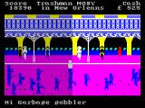 Travel with Trashman ZX Spectrum New Orleans.