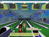 Arcade Bowling Windows Playing as a different character on the Flower Power Boulevard lane