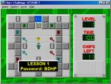 The Best of Microsoft Entertainment Pack Windows 3.x Chips Challenge