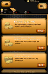The Hunger Games: Catching Fire - Panem Run Android In-app purchases for coins