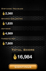 The Hunger Games: Catching Fire - Panem Run Android Run results