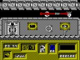 Omega One ZX Spectrum Game starts