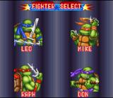 Teenage Mutant Ninja Turtles: Tournament Fighters SNES In Story Mode you can only choose between the four Turtles