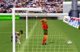 Goal Storm '97 PlayStation Own goal...