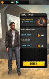Maze Runner: The Scorch Trials Android Overview of the objectives