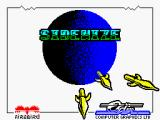 Sidewize ZX Spectrum Loading screen