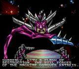 Super Turrican SNES Intro - The Machine is up to no good ...