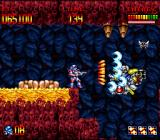 Super Turrican SNES In a cave
