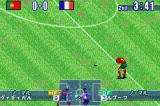 International Superstar Soccer Game Boy Advance Really tired.