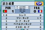 International Superstar Soccer Game Boy Advance Statistics.