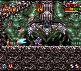 "Super Turrican SNES This area of the game is heavily inspired by ""Alien"""
