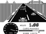 Speed Racer Dragon 32/64 Game over (black)