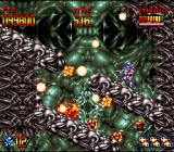 Super Turrican SNES The Rebound in action