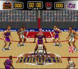 NBA Give 'n Go SNES Tip-In