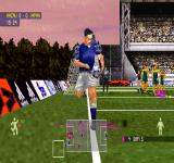 adidas Power Soccer 98 PlayStation What's wrong dude?