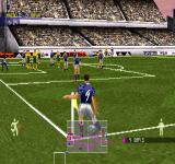 adidas Power Soccer 98 PlayStation Oh... Corner kick.