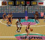 NBA Give 'n Go SNES Where to pass the ball?