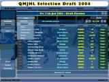 NHL Eastside Hockey Manager Windows QMJHL means Quebec Major Junior Hockey League. Just one of the amateur leagues whose players are available for selection by the club