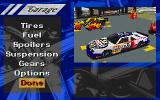 NASCAR Racing DOS Change your car