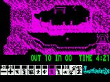 Lemmings ZX Spectrum Dig your way to the exit