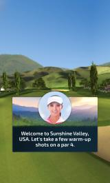 Pro Feel Golf Android Caddie introduces the game