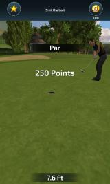 Pro Feel Golf Android Getting a par