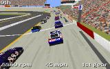 NASCAR Racing DOS Over the car