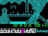 Lemmings ZX Spectrum Bash your way through this wall