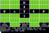 Match Wits Apple II Title screen