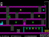 Mr. Wong's Loopy Laundry ZX Spectrum Level 2.<br>