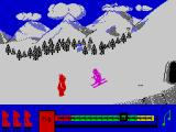 Perils of ... Bear George ZX Spectrum - Whazzzup?