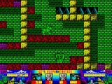 CJ's Elephant Antics ZX Spectrum Make your way through this maze like area