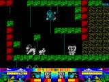 CJ's Elephant Antics ZX Spectrum There's plenty of maze like platforms to explore