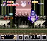 The Legend of the Mystical Ninja SNES The ghost woman