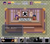 The Legend of the Mystical Ninja SNES This isn't what it looks like; it's just a dice-mini-game