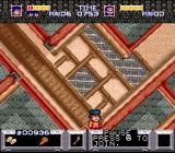 The Legend of the Mystical Ninja SNES This whole stage can be rotated by jumping on certain switches