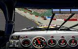 NASCAR Racing DOS A little damage!