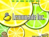 Lemonade Tycoon Windows Title Screen.
