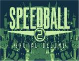 Speedball 2: Brutal Deluxe Game Boy Title screen