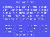 Munch Mobile TI-99/4A Instructions