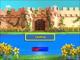 Bob the Builder: Bob's Castle Adventure Windows The games load screen. The player will see a lot of this, it precedes every mini game, it's seen as the player exits back to the main menu and as the introductory animation loads