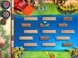 Bob the Builder: Bob's Castle Adventure Windows Pilchard's Lunch Run: Pilchard is the cat and in this Frogger-like mini game he must cross the moat by leaping on logs to collect tins of fish