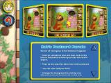Bob the Builder: Bob's Castle Adventure Windows Bob's Postcard Parade: Here are four postcards but with holes in them. The player can insert the faces of Bob and his friends
