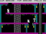 Bruce Lee ZX Spectrum You have to collect these yellow lanterns
