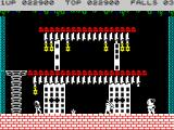 Bruce Lee ZX Spectrum Sometimes running is better than fighting