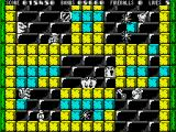 Solomon's Key ZX Spectrum You need to collect the key and reach the exit