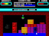 Skyscraper of Doom ZX Spectrum Abandoned room