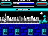 Skyscraper of Doom ZX Spectrum New passage